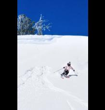 Nikita Womens Sycamore Snow Jacket (Blush Pink)