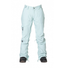 Nikita Womens White Pine Stretch Snow Pant (Sea Foam Green)