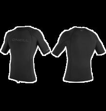 O'Neill Thermo-X Short Sleeve Thermal Rashvest (Black)