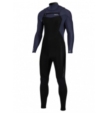 Prolimit Fusion 4/3mm Chest Zip Wetsuit (Teal/Black)
