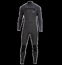 Prolimit Predator 5/3mm Chest Zip Wetsuit (Black/Slate)