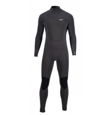 Prolimit Predator 5/3mm Back Zip Wetsuit (Black/Slate)