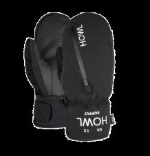 Howl Pocket Snowboard Mitt (Black)