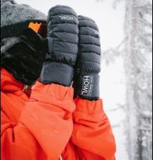 Howl Down Snowboard Mitt (Black)