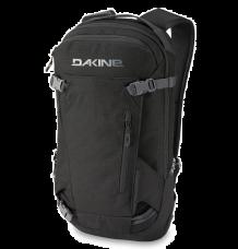 Dakine Heli Pack 12L Snowboard/Ski Backpack (Black)