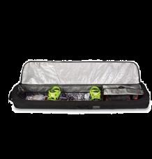Dakine Low Roller Wheeled Snowboard Bag (Olive Ashcroft)