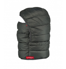 Airhole DWR Packable Insulated Hood/Facemask (Grey)