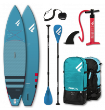 Fanatic Ray Air Touring/Pure Inflatable SUP Package 2021