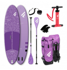 Fanatic Diamond Air Pocket/C35 Inflatable SUP Package 2021