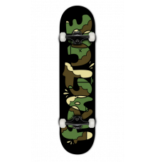 Fracture X Yeh Cool Complete Skateboard 8.0