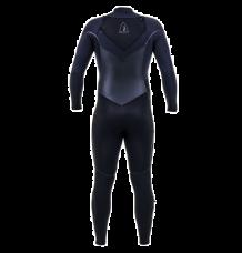 O'Neill Mutant Legend 5/4mm Chest Zip Wetsuit W/Hood (Black)