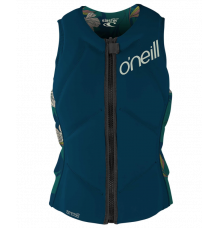O'Neill Womens Slasher Impact Vest (French Navy)