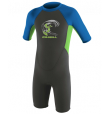 O'Neill Toddlers Spring Reactor Wetsuit 2mm (Graphite/Day)