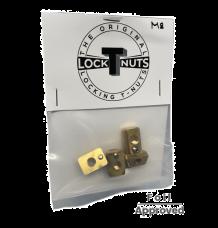 Locking T-Nut Set M8