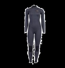 ION Womens Amaze 5/4mm Core Semidry Wetsuit (Black)