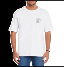 Volcom Gridlock LSE Tshirt (White)