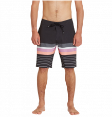 Volcom Quarta Static 20 Boardshorts (Black)