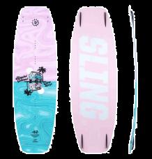 Slingshot Contrast Wakeboard 2021