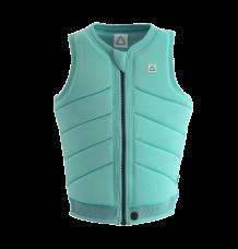 Follow Ladies Primary Jacket (Aqua)