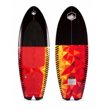 """Liquid Force Rocket 5'0"""" Wakesurf Board 2021"""