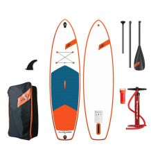 """JP All-Round Air SL 10'6"""" x 32"""" Inflatable SUP Package 2021"""