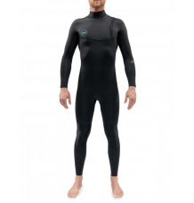 Dakine Mission 3/2mm Zip Free Wetsuit (Black)