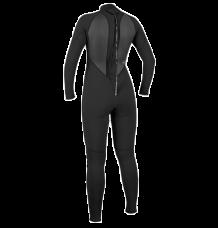 O'Neill Womens Reactor II 3/2mm Wetsuit (Black)