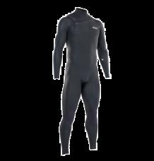 ION Seek Core Semidry 5/4mm Chest Zip Wetsuit (Black)