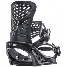 Flux PR Snowboard Binding (Black/Black) 2020