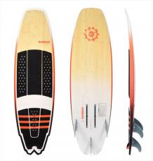 "Slingshot Converter 5'4"" Kite Foil Board 2020 - Wetndry Boardsports"
