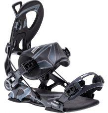 SP Core Step-In Snowboard Binding (Black) 2020