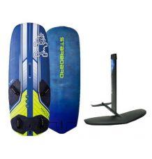 Starboard Foil X 105L + Super Cruiser Windsurf Foil Package - Wetndry Boardsports