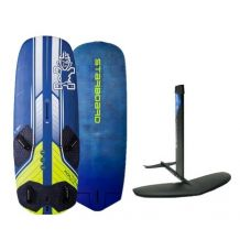 Starboard Foil X 145L + Super Cruiser Windsurf Foil Package - Wetndry Boardsports