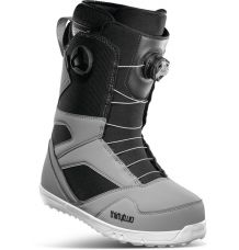 ThirtyTwo STW Double Boa Snowboard Boots 2021 (Grey)