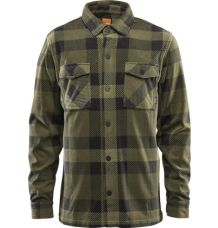 ThirtyTwo Rest Stop Fleece Shirt (Army)