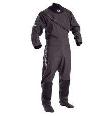 Typhoon Ezeedon Drysuit + Free Undersuit (Black/Grey)
