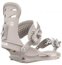 Union Rosa Snowboard Binding 2021 (Warm Grey)