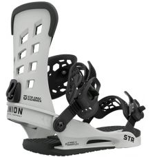 Union STR Snowboard Binding 2021 (Stone)