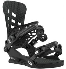 Union STR Snowboard Binding 2021 (Black) - Main