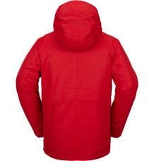 Volcom 17Forty Ins Snowboard Jacket (Red)