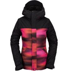 Volcom Bolt Ins Snowboard Jacket (Bright Pink)