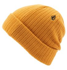 Volcom Cord Beanie (Resin Gold)