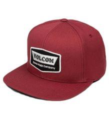 Volcom Cresticle Cap (Burgundy) - Wetndry Boardsports