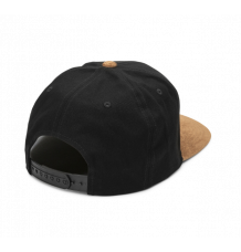 Volcom Quarter Fabric Cap (Black)