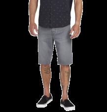 Volcom Solver Denim Shorts (Grey Vintage)