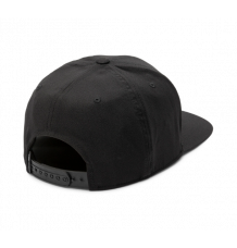 Volcom Stone Tech 110 Cap (Black)