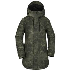 Volcom Womens Winrose Insulated Snowboard Jacket 2019 (Camouflage) - Wetndry Boardsports