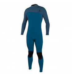 O'Neill Hyperfreak Comp 4/3mm Zipless Wetsuit (UltraBlue/Blue)
