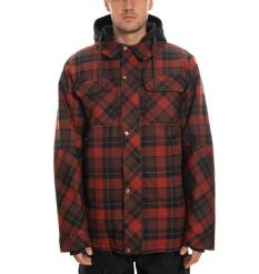 686 Woodland Insulated Snowboard Jacket 2020 (Rusty Red)