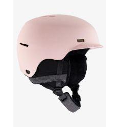 Anon Raven Womens Snowboard Helmet (Pink)
